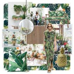 "Quick-Step ""Jungle Fever"": 5 tips para llevar la tendencia selvática a tu hogar"
