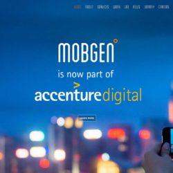 Accenture adquiere MOBGEN para ampliar sus servicios digitales integrales