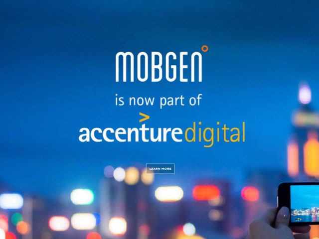 Accenture adquiere MOBGEN