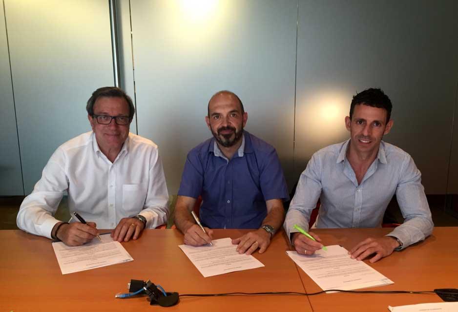 Acer renueva su convenio de colaboración con la Fundació Privada Tr@ms