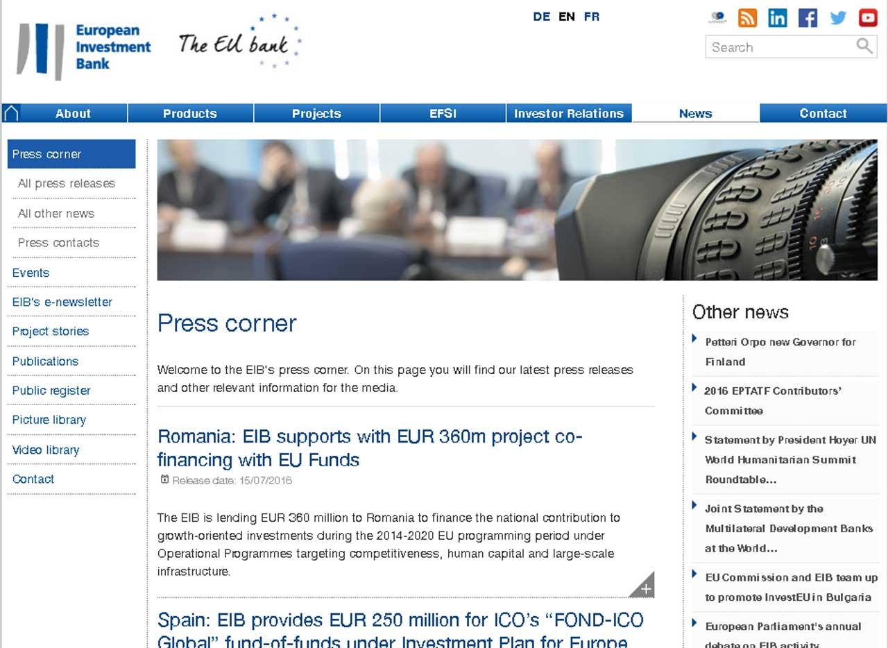 El BEI aporta 250 millones de euros al fondo de fondos del ICO, FOND-ICO Global, en el marco del Plan de Inversiones para Europa