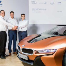 El Grupo BMW, Intel y Mobileye se unen para llevar la Conducción Autónoma Plena a la calle en 2021