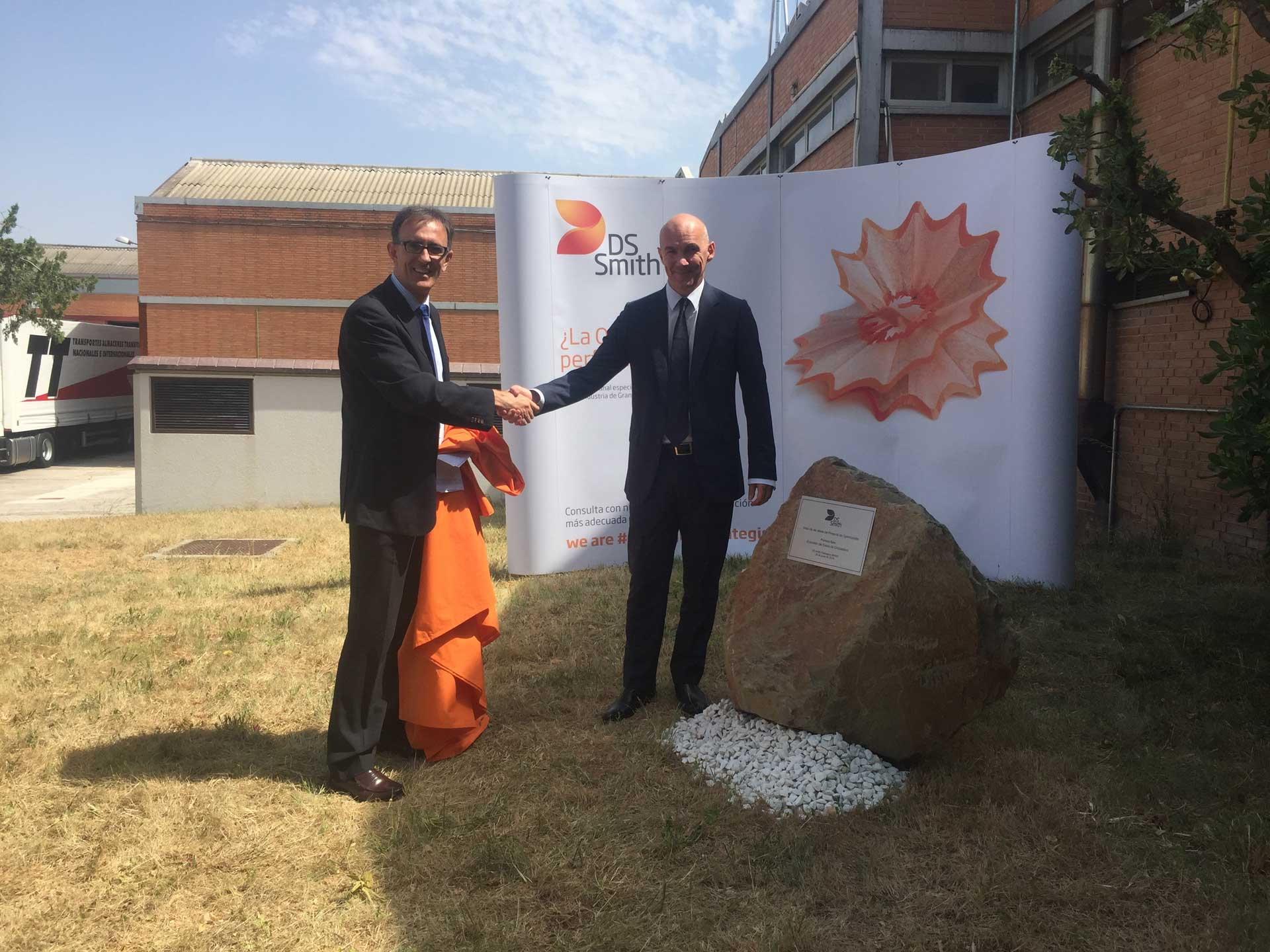 DS Smith Packaging amplía sus instalaciones en la planta de Torrejón de Ardoz