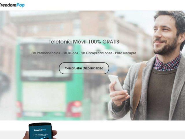 FreedomPop lanza oficialmente el primer servicio móvil totalmente gratuito