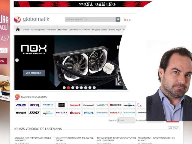 Leandro Pérez-Cossío, nuevo CEO de movilidad en Globomatik