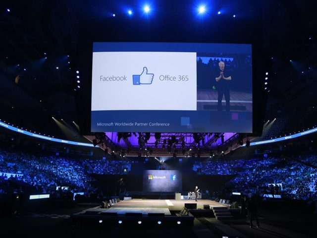 Microsoft Worldwide Partner Conference 2016