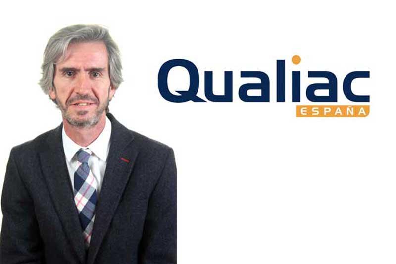 Jesús Muiño, Director Comercial de Qualiac España