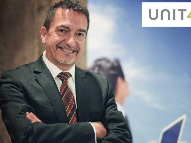Fernando García Varela, director general de Unit4 Business World