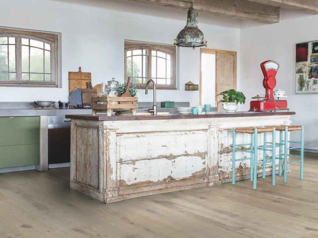 El parquet Massimo, la expresión última de Quick Step por la madera