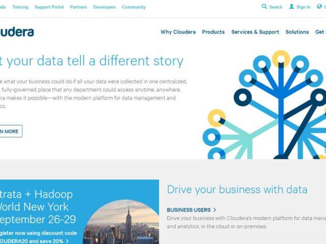 Niara y Cloudera se alían para ofrecer una plataforma de análisis avanzado