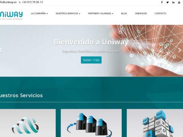 Uniway Technologies utiliza la tecnología de NetApp
