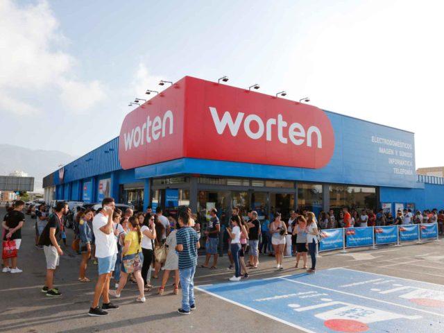 Worten inaugura una nueva tienda en El Ejido