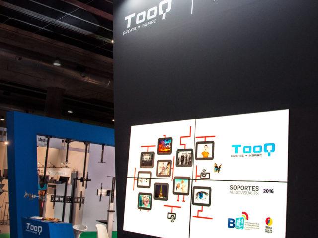 TooQ mostrará sus novedades en Matelec