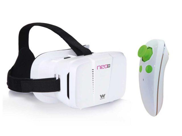Woxter Neo VR Remote Control, controla tu smartphone a distancia