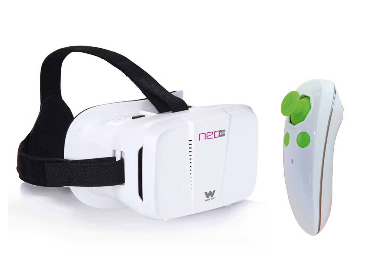 Vive un mundo de realidad virtual con tu smartphone