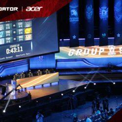 Acer es nombrado Sponsor Oficial del Campeonato del Mundo de League of Legends de 2016