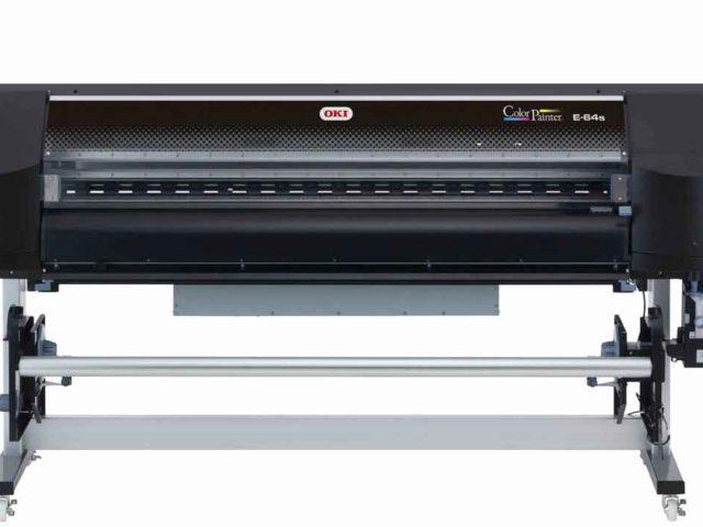 OKI anuncia el pre-lanzamiento de la ColorPainter E-64s