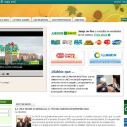 La ONCE moderniza su portal ClubONCE con nuevas funcionalidades y contenidos