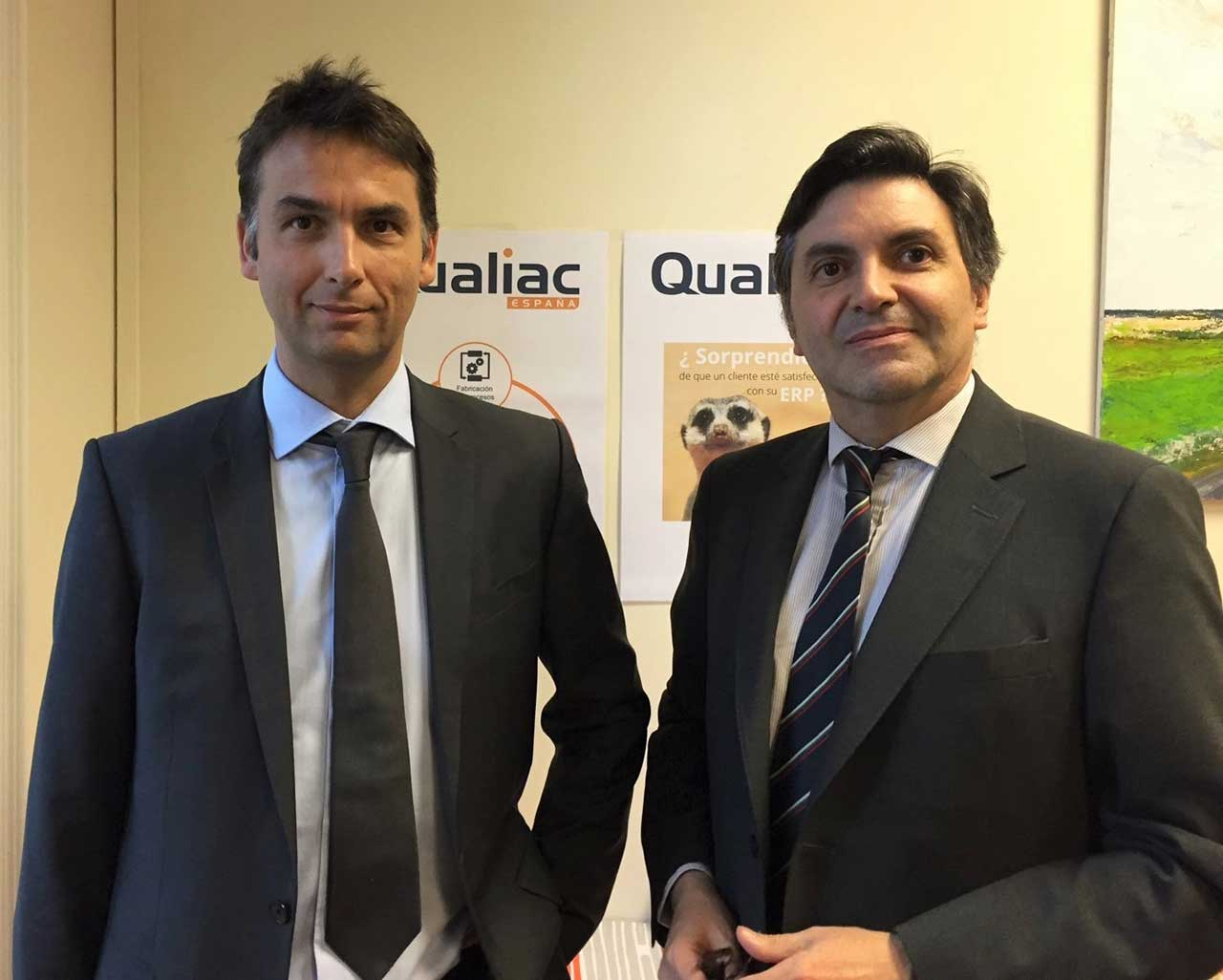 Permitirá a Oui Global utilizar el ERP de Qualiac en modo SaaS para dar servicio a sus clientes