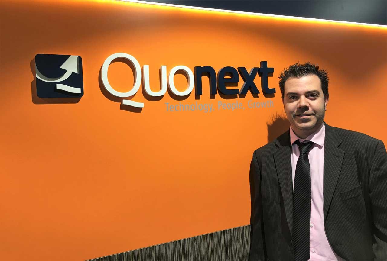 Juan Manuel Vila, nuevo director de desarrollo de negocio en Quonext