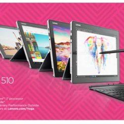 El Lenovo MIIX 510 ya está disponible