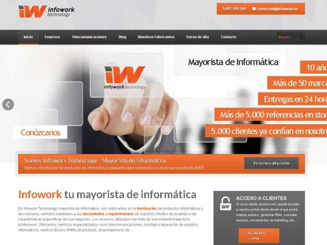 Infowork renueva su imagen corporativa