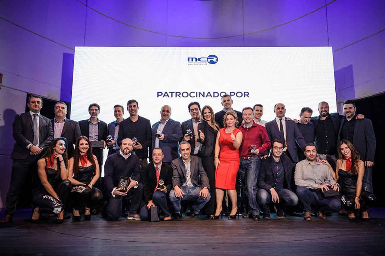 Premios MCR 2016, estos fueron los ganadores