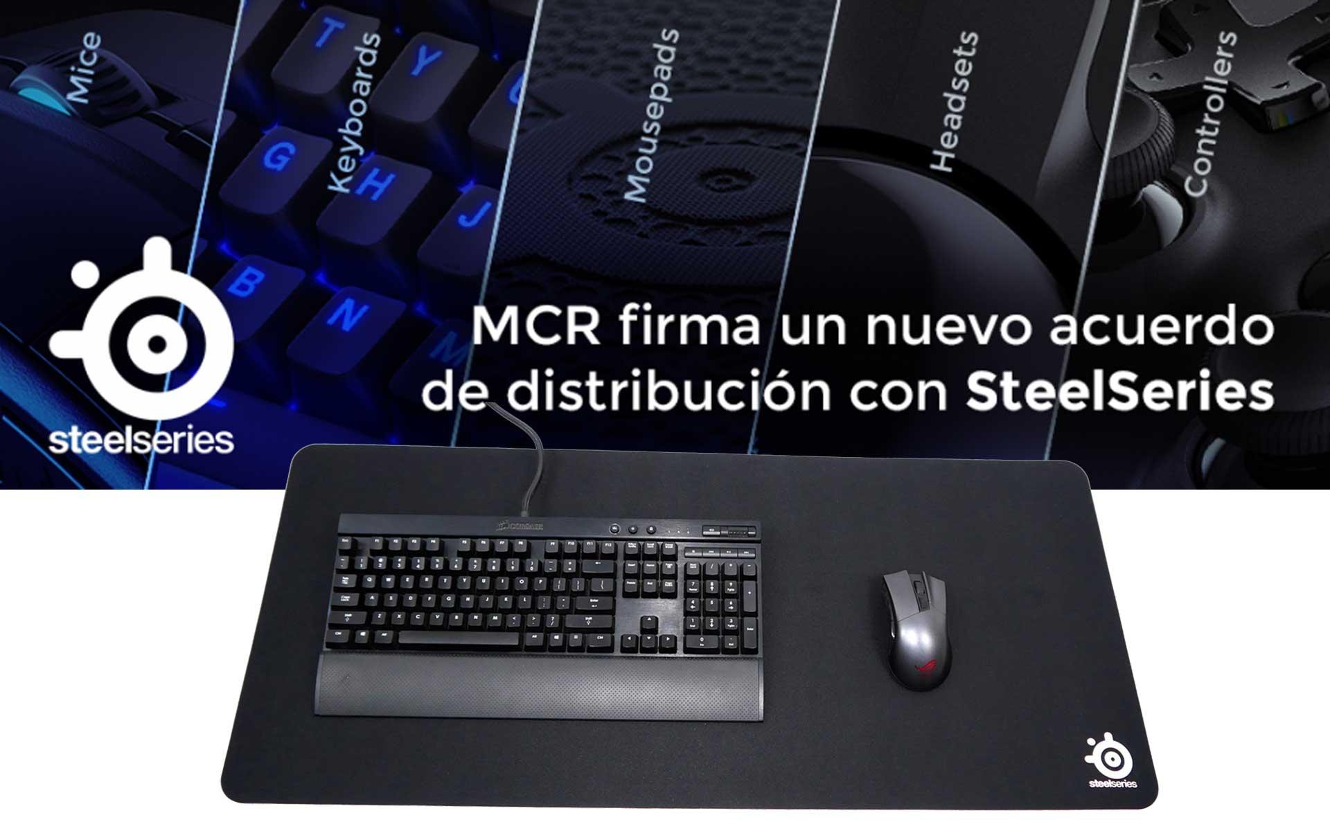 acuerdo mcr con steelseries