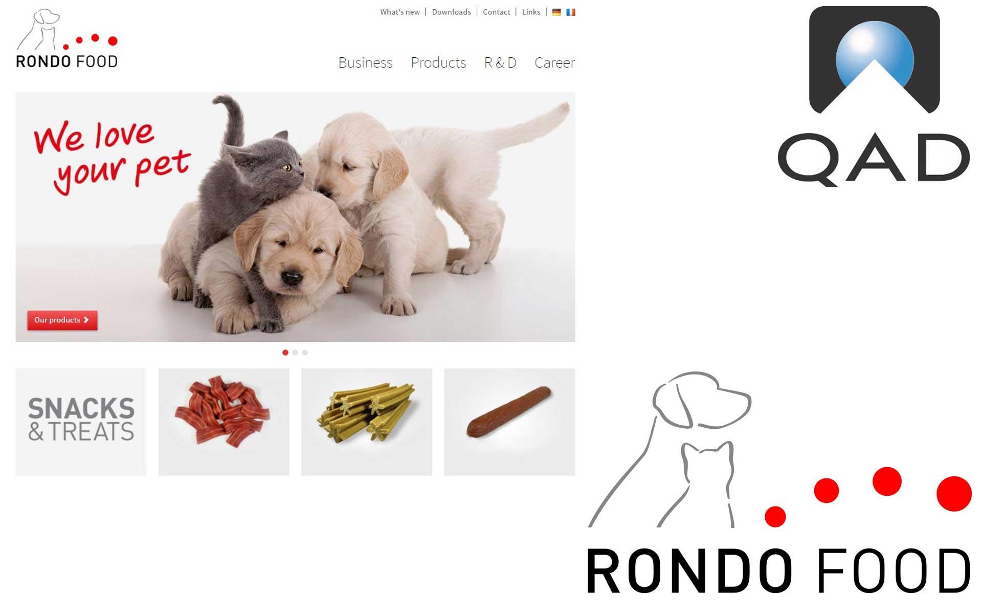 RONDO Food elige QAD Cloud ERP para modernizar su planificación de la producción