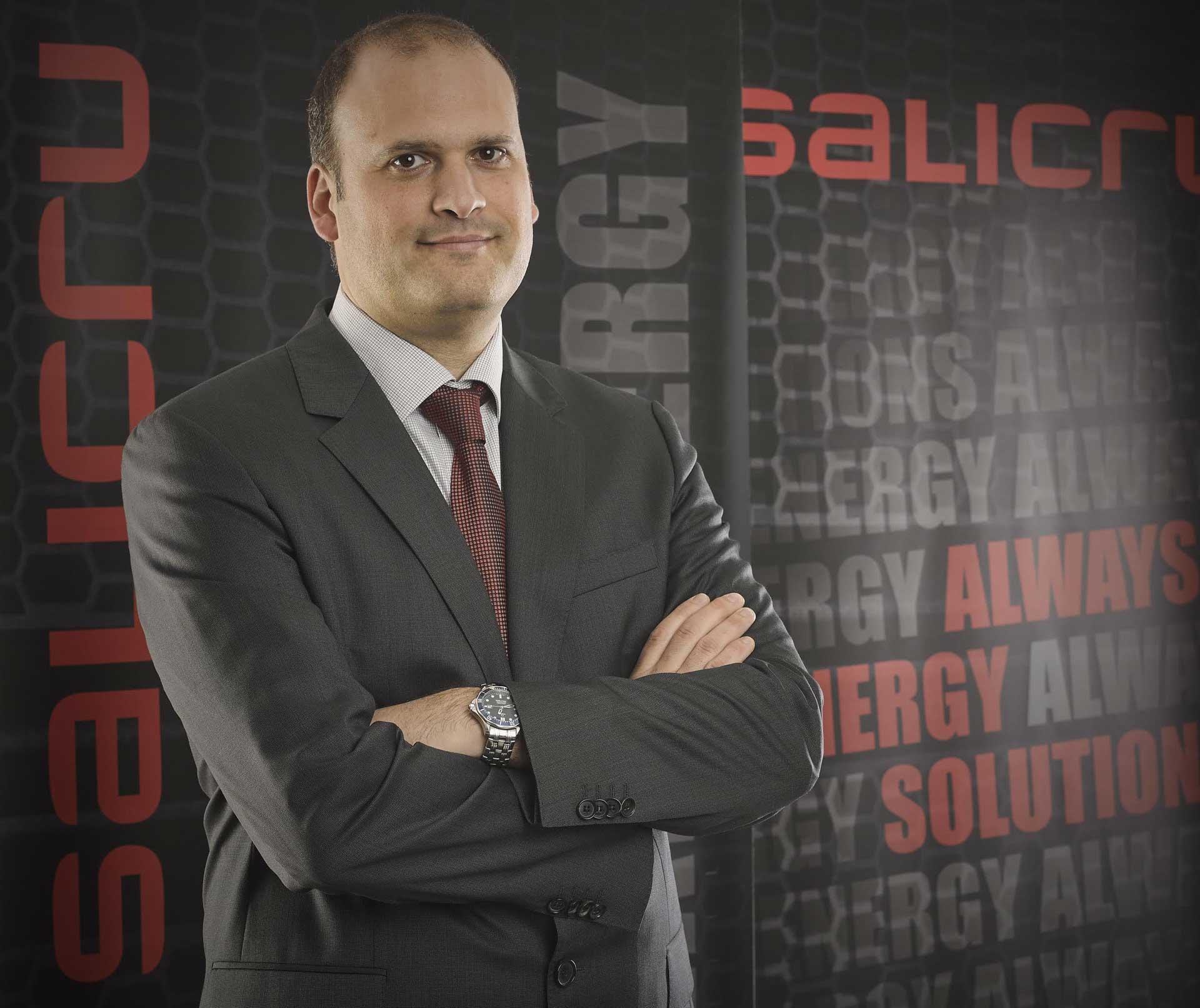 Narcís Tarrés, nuevo responsable del canal IT para Europa de Salicru
