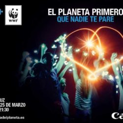 • Canon y WWF España realizarán un concurso solidario a través de Twitter mediante el hashtag #FotosporelPlaneta
