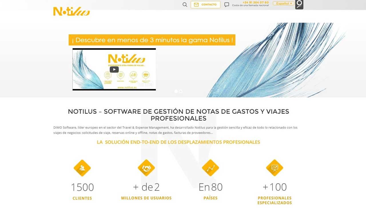La solución Notilus de DIMO Software recibe la homologación por la Agencia Tributaria