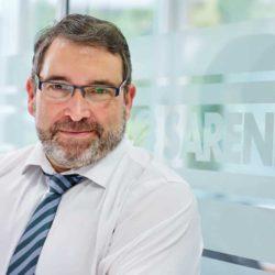 Aitor Jerez, nuevo director comercial de Sarenet