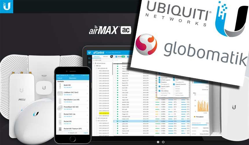 globomatik firma con ubiquiti networks