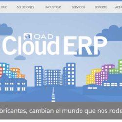 Dynamatic UK migra a QAD Cloud ERP