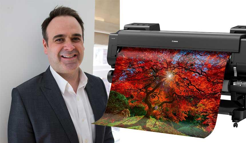 Canon muestra nuevas posibilidades de impresión en FESPA 2017