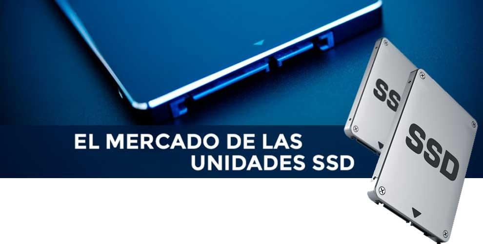 el mercado de las ssd