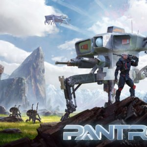 Pantropy, a New Sci-fi MMOFPS with RPG Elements, Featuring an Anti-Offline-Raid System is Coming to PC
