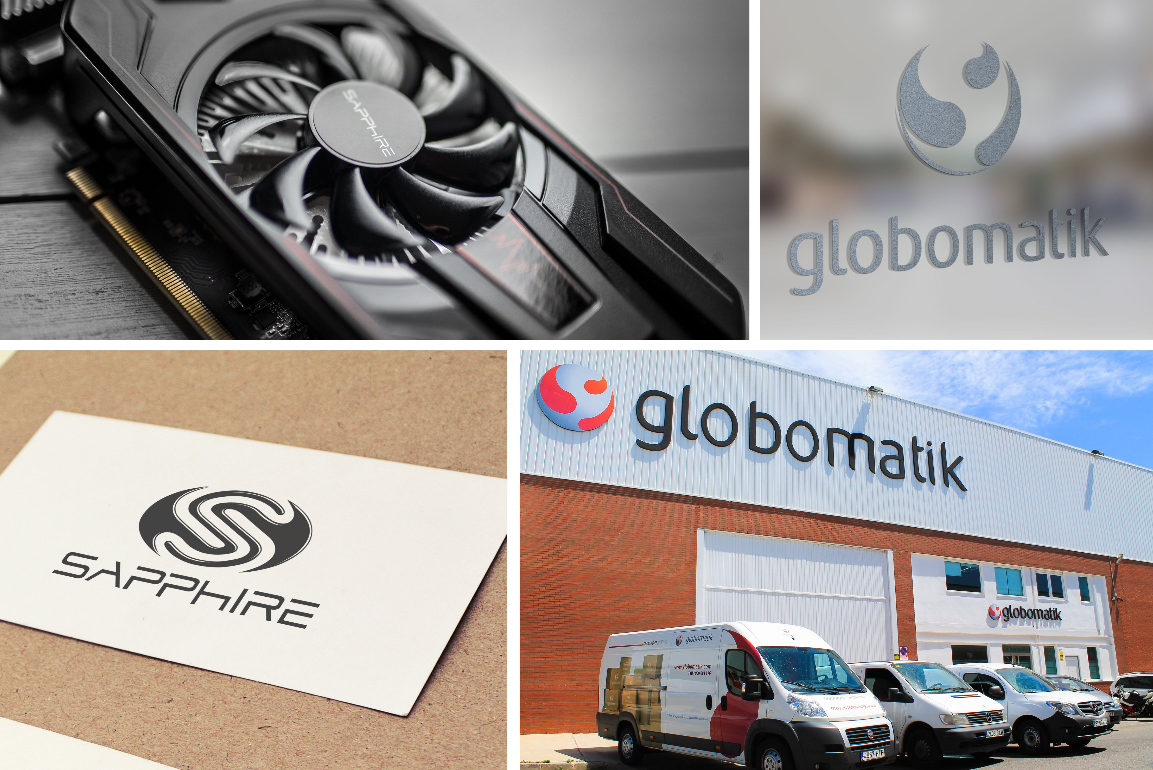 Globomatik distribuidor oficial de Sapphire en Iberia