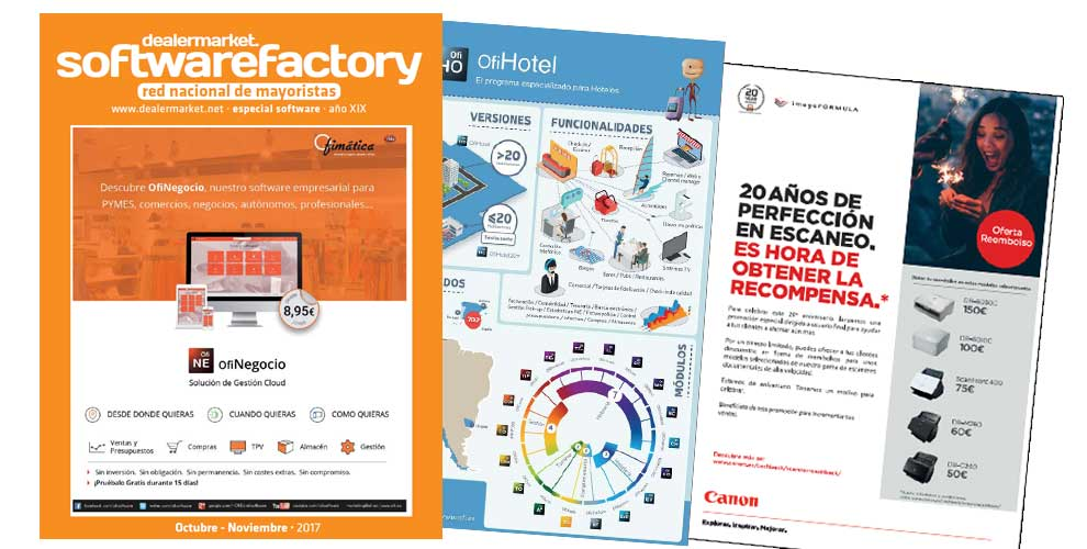 edicion online dealermarket software factory