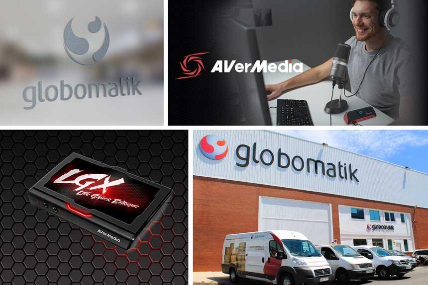 Globomatik y Avermedia cierran acuerdo de distribución