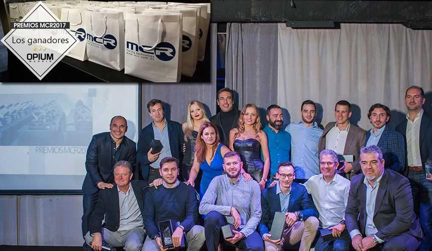 Los ganadores de los Premios MCR 2017