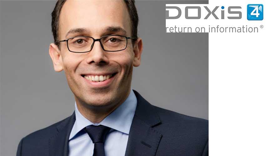 Doxis4 aporta un nuevo nivel de seguridad a la gestión documental y a la colaboración
