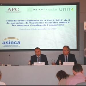 Unit4 Ibérica colabora con las empresas de ingeniería y consultoría