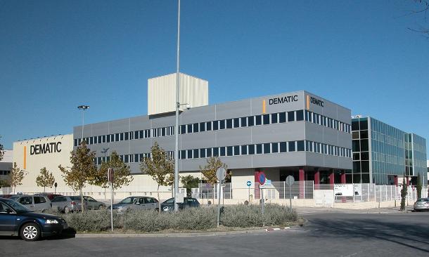 La filial española de Dematic supera los 150 millones de euros de facturación en 2017