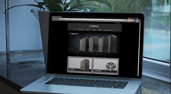 Nueva web de UNYKAch, reflejo de la evolución de la marca