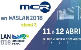 MCR mayoristas informatica en ASLAN