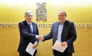 La Asociación de Promotores y Constructores de Cataluña y Quonext se unen