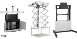 MCR incorpora a su catálogo de producto las soluciones de ergonomía profesionales de Vogel's