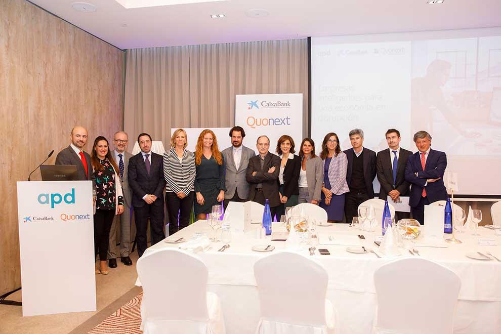 Quonext participa en jornada de la APD sobre transformación digital